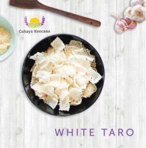 white-taro