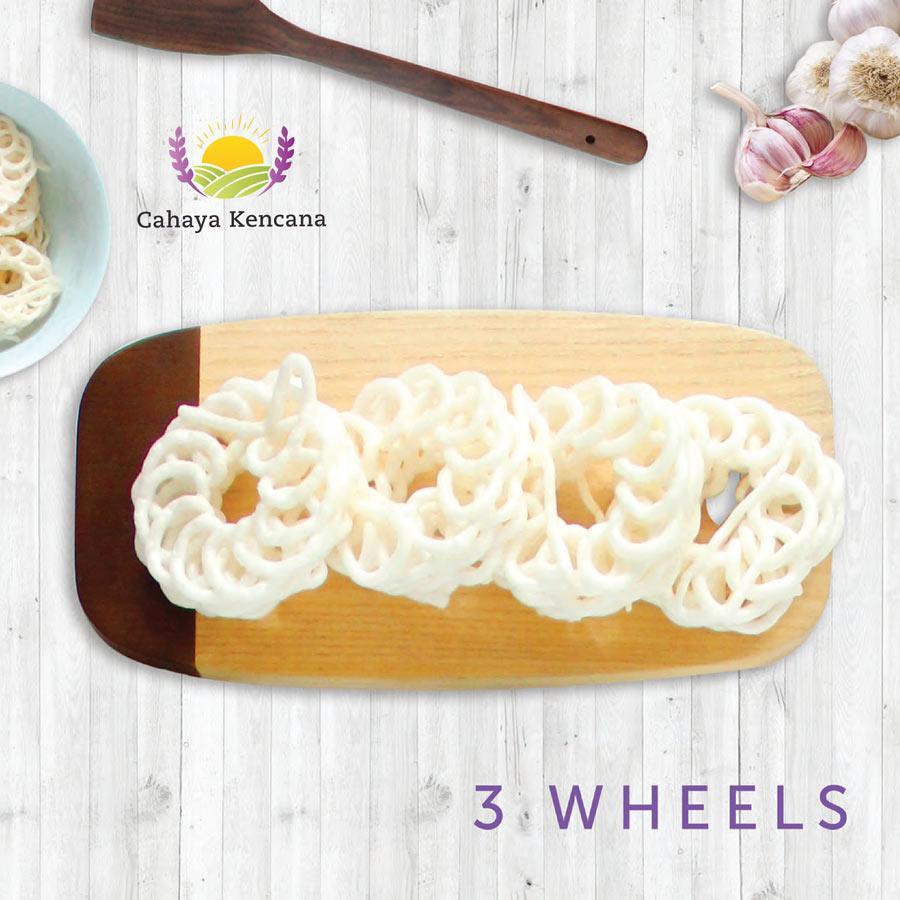 Three Wheels